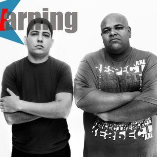 Warning Radio Show N.º 96 - Edição Especial - Entrevista Critycal Dub - 13_06_2011