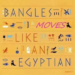 Maroon 5 Vs The Bangles - Moves Like An Egyptian