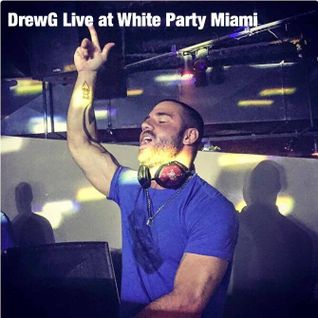 DrewG Live at White Party Miami