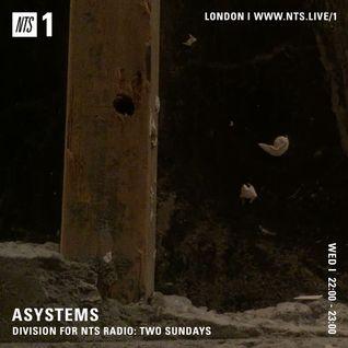 Asystems - 1st December 2016