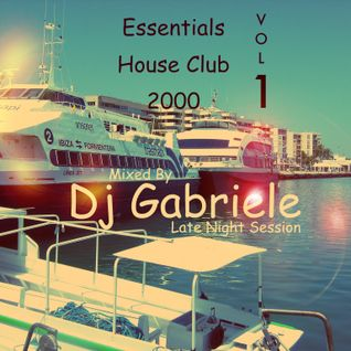 Classics House Club 2000 Vol 1 Mixed By Dj Gabriele