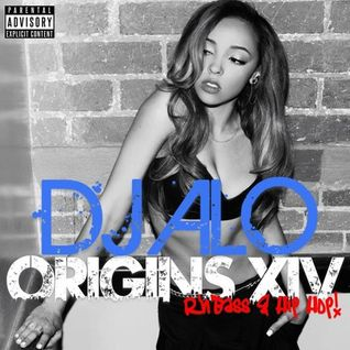 DJ A-LO ORIGINS PART XIV LIVE TURNTABLE MIX