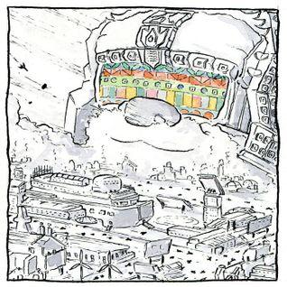Moon Underground Podcast 8