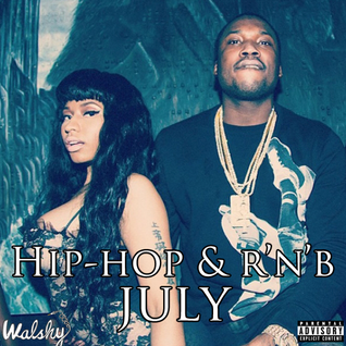 Hip-Hop & R'n'B - July 2015