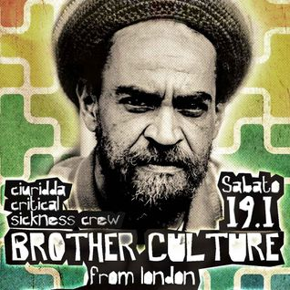 BROTHER CULTURE ft 2RUD - part 1 | 19.01.13 @BARBARADISCOLAB