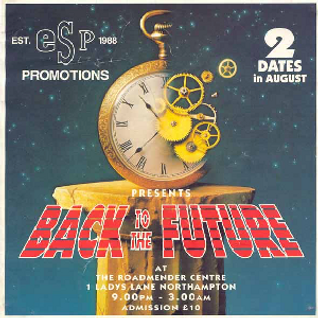 LTJ Bukem - ESP Back To The Future x Back in the Day Live 08.08.92