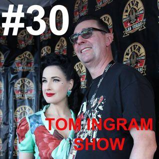 Tom Ingram Show - Rock'n'Roll & Rockabilly #30