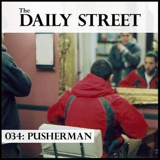 TDS Mix 034: Pusherman