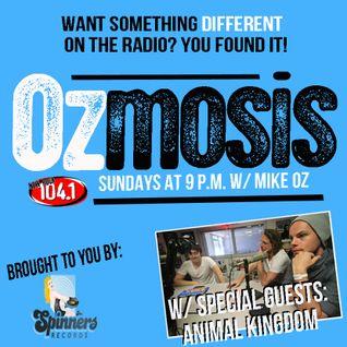 Ozmosis - 08.26.12 (w/ special guests Animal Kingdom)