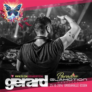 Gerard - The Mix @ Glamotion Festival 2014