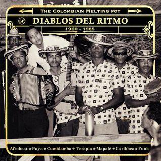 M.L. 4-20-2013 - afrobeat, cumbia, Colombian melting pot, chicha y rock, criolla y afra peruana
