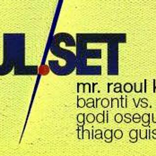 Godi Osegueda as Played @ Soul.Set 12.06.2016
