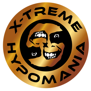 X-TREME HYPOMANIA PODCAST SHOW FROM  ZOLTAN KATO RADIO SHOW 13/09/2016