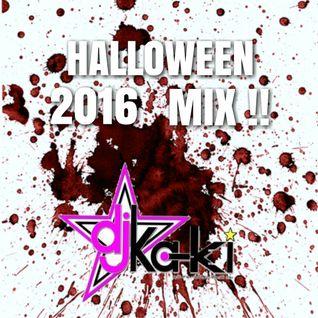 Halloween Mix 2016 !!