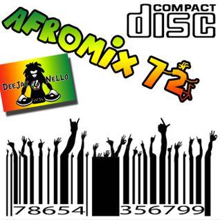 Afromix Vol. 72 - Dj Nello - 2012