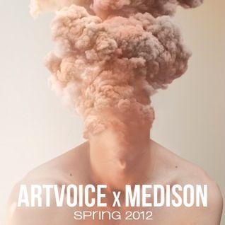 Artvoice x Medison (Spring 2012 Mixtape)
