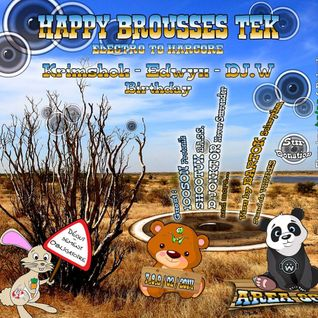 DJW - Happy Brousses Tek Mix