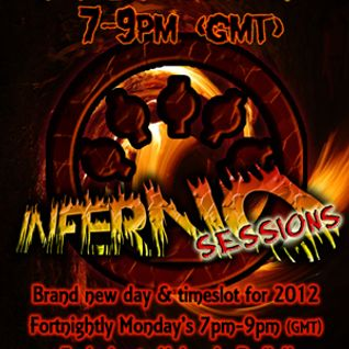 Inferno Sessions Radio Show with SK-2 (9th April 2012) Part 1 [Nubreaks Radio]