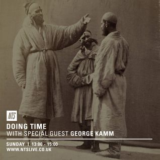 Doing Time w/ Hampus & George Kamm -10th May 2015