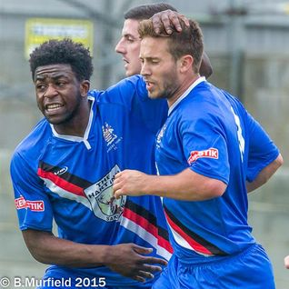 Whitby Town v Nantwich Town- 5/9/15- Full match replay
