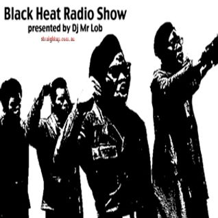 Black Heat Radio Show: Episode 8