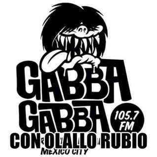 Olallo Rubio en Gabba Gabba - 28 de Mayo de 2012
