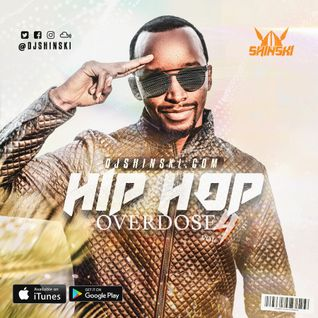 Hip Hop Overdose Mix Vol 4