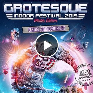 Mark Sixma - Live @ GrotesQue Indoor Festival (Utrecht) - 12.12.2015 [FREE DOWNLOAD]