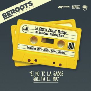 LA GHETTO BLASTER MIXTAPE