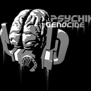 IEmperor Radio | Psychik Genocide Special | Hard Dance FM 11/12/09 | Guest DJ: R-Kore