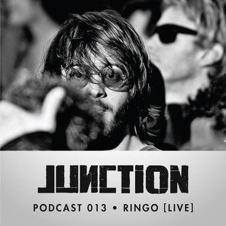 Junction Podcast.013 - RIngo