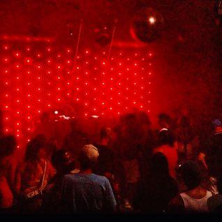 Monica Soldan @  Hysteria warm up,  London