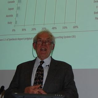 Sussex Development Lecture, Ed Clay (ODI) speaks on 'Why Doesn't Untying Aid Work'