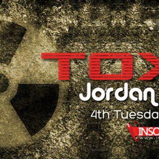 Jordan Petrof - Toxic _033 on InsomniaFm. [ 23-06-2015 ]