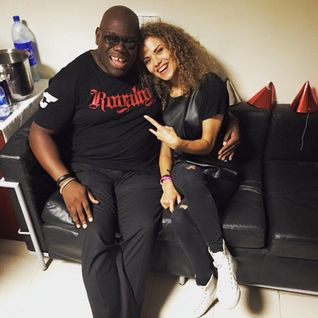 Samanta's Live Mix @ Space Ibiza  2015-08-04 Carl Cox B-day Party
