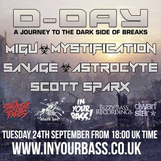 Savage - Guestmix 4 D-Day @ inyourbass.co.uk 24092013