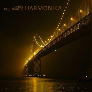 MixCult Podcast # 135 Andrey Pushkarev - Harmonika