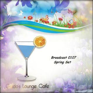 Guido's Lounge Cafe Broadcast 0107 Spring Set (20140321)