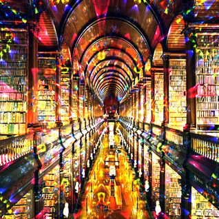 Quietude #11: The Kaleidoscopic Library
