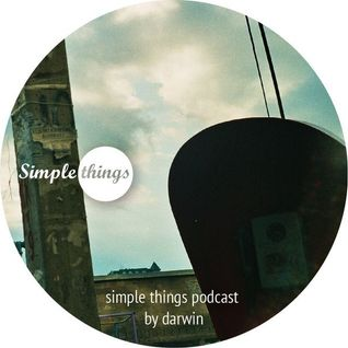 Simple Things December 2011 (mixed by Darwin)