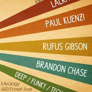 Paul Kuenzi - Live from Igloo @ Mixology 11.10.12