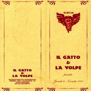 Gatto e la Volpe 1994 dj Diego Esse (from La Scala)