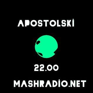 apostolski (12.01.2015) @ mashradio.net