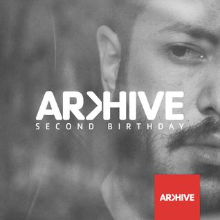 Ethyl @ Arkhive's Second Birthday (27.06.2013)