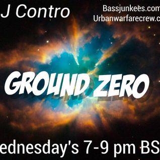 Dj Contro - Ground Zero 25.05.2016