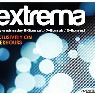 Manuel Le Saux pres. Extrema 342 on AH.FM (08-01-2014)