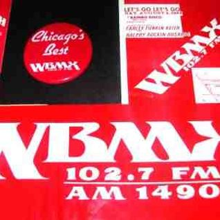 Farley Jackmaster Funk - WBMX 102.7FM 1988