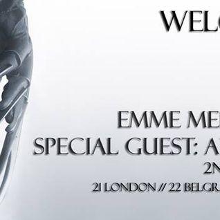 EMME MEDINA (Argentina) 'Welcome to my Nightmare' 027 TM Radio (Progressive Exclusive)