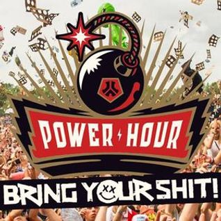 POWER HOUR @ Defqon.1 Weekend Festival 2016