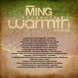 MING Presents Warmth 024
